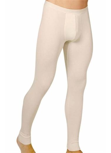 Goldenbay Erkek Normal Bel Uzun Alt Termal Sıcak Tutan İçlik Haki